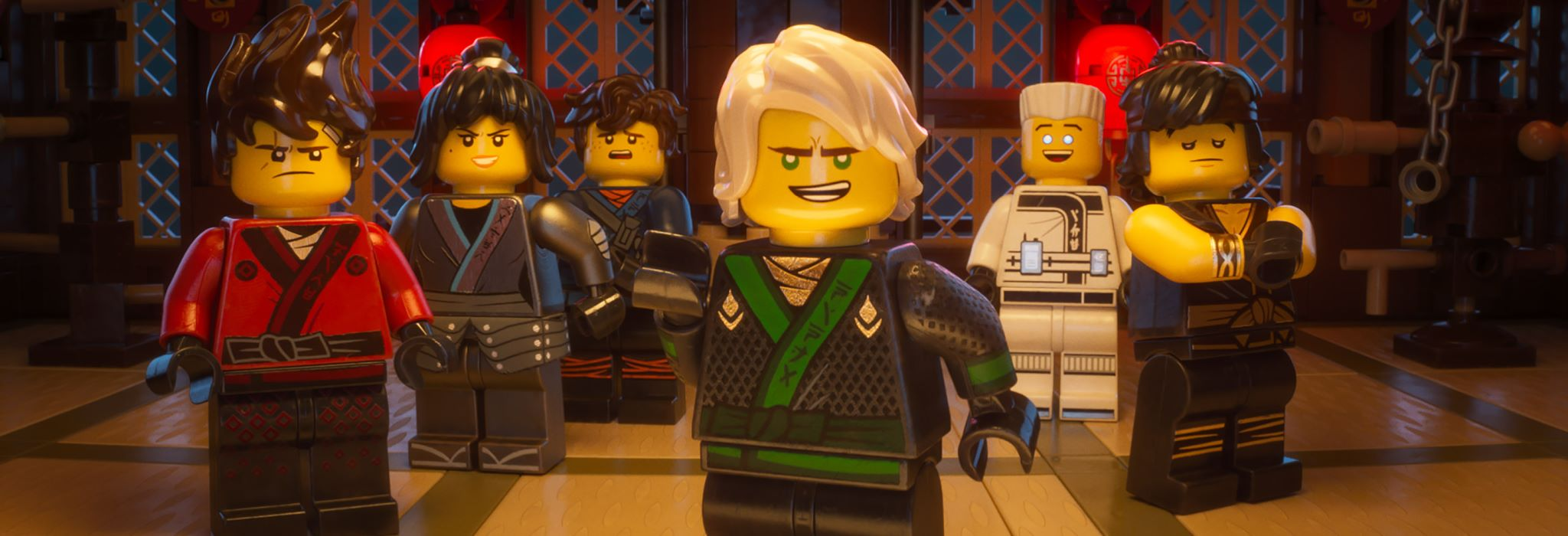Bild: The Lego Ninjago Movie