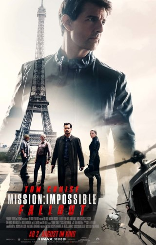 Bild: Mission Impossible 6 - Fallout 3D IMAX