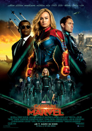 Bild: Captain Marvel 3D IMAX