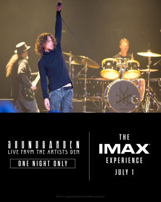 Bild: Soundgarden: Live from the Artists Den